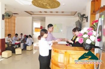 Khách sạn Mộc Sa Mộc Châu