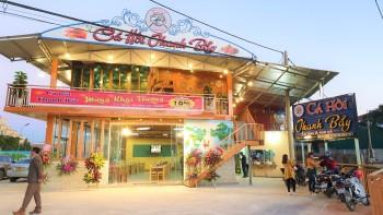 Nhà hàng Cá hồi Thanh Bảy - Cá hồi ngon Mộc Châu
