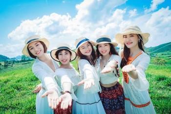 Hơn 20 nghìn lượt khách đến với Mộc Châu dịp tết dương lịch