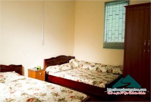 Nhà nghỉ Hồng Nhung Mộc Châu