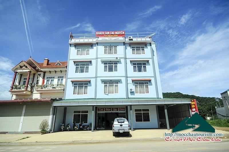 Khách sạn Cao Nguyên Mộc Châu