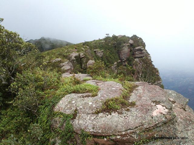 Pha Luong Peak – Another world in Moc Chau
