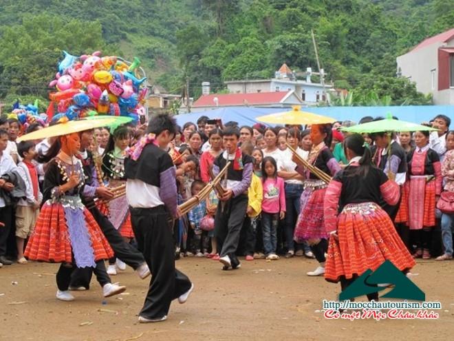 Kế hoạch tổ chức Ngày hội Văn hóa các dân tộc huyện Mộc Châu năm 2016