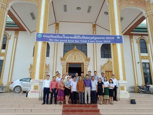 Xúc tiến quảng bá, kết nối du lịch Mộc Châu và du lịch Hủa Phăn