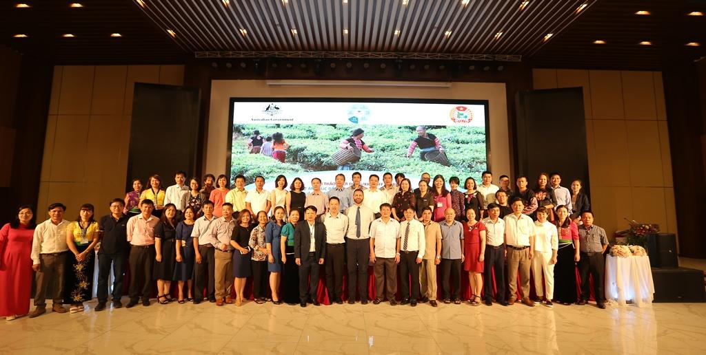 Khởi động Dự án thúc đẩy bình đẳng giới thông qua nâng cao hiệu quả kinh tế sản xuất nông nghiệp và phát triển du lịch tại Khu du lịch quốc gia Mộc Châu