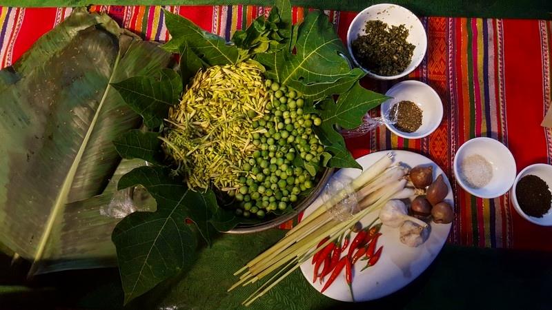 món ăn dân tộc Thái