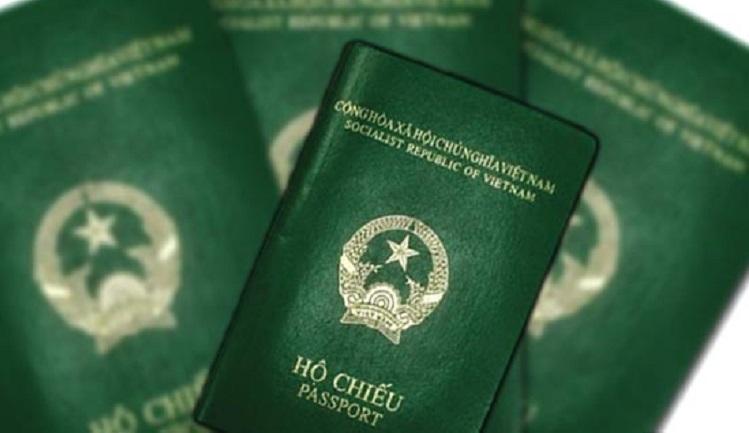 Cấp hộ chiếu phổ thông