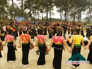 Đặc sắc lễ hội Hết Chá ở xã Đông Sang năm 2019