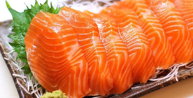 nhà hàng cá hồi mộc châu thanh bảy