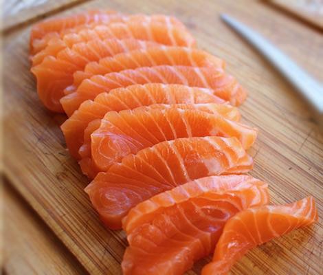 cá hồi thanh bảy mộc châu