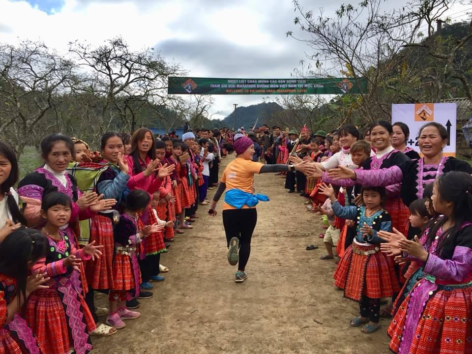 Vietnam Trail Marathon moc chau (9)