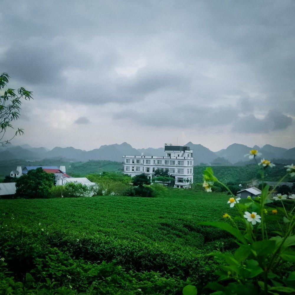 Moc dew eco-tourism area
