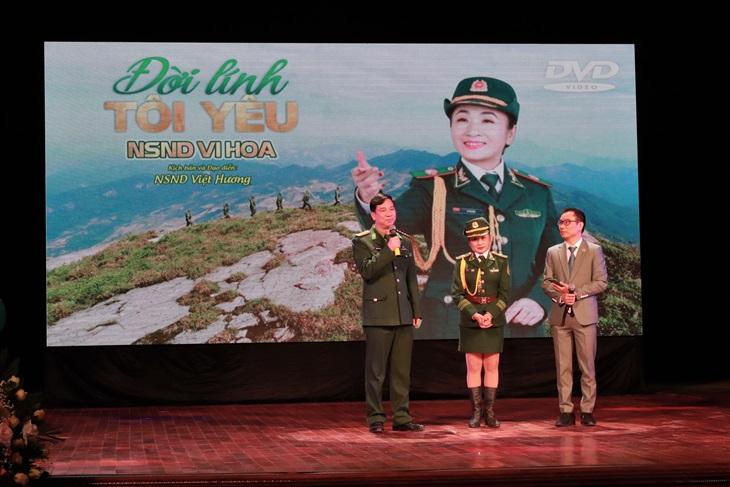 VI Hoa quay MV tại Mộc Châu